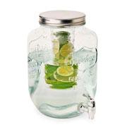 Suqueira com suporte para frutas ou gelo vicky 8 Litros