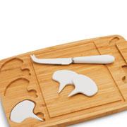Conjunto para queijo 05 peças