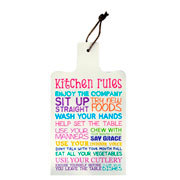 Placa decorativa Kitchen colors 35 cm