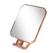 Espelho cosmetic mirror quadrado rose gold