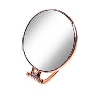 Espelho cosmetic mirror redondo rose gold