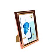 Porta retrato rose gold 10x15 cm