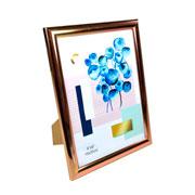 Porta retrato rose gold 15x20 cm