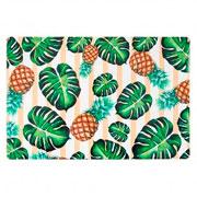Lugar Americano Pvc Print Tropical 44x29 cm