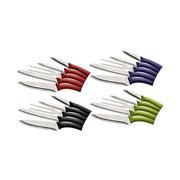 Conjunto de facas colors 06 pcs