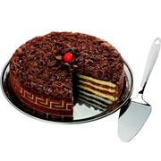 Conjunto para bolo de inox 02 peças - Euro