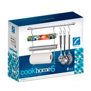 Conjunto cook home collection 6 com 6 peças
