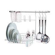 Conjunto cook home collection 8 com 6 peças