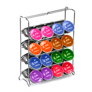 Porta capsulas dolce gusto cromado 32 Capsulas