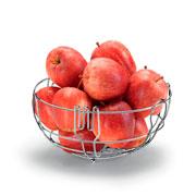 Fruteira de mesa Querida Cromada