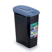 Lixeira ecofacil com tampa automática 15 litros