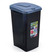 Lixeira Ecofacil com tampa automática 30 litros