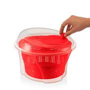 Centrifuga seca salada vermelha 4.5 litros