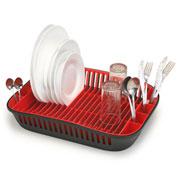 Escorredor de pratos by arthi vermelho