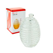 Porta mel de acrilico 250 ml