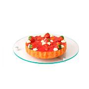 Prato para bolo redondo 35 cm