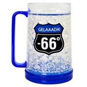Caneca gelo rota 66 400 ml