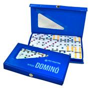 Jogo de dominó 28 peças