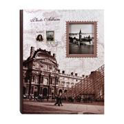 Álbum Monumentos com visor para 200 fotos 10x15 cm