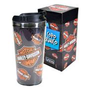 Copo térmico Harley Davidson 450 ml
