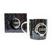 Caneca de cerâmica Profissão Medicina 390 ml