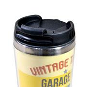 Copo térmico vintage truck garage 450 ml