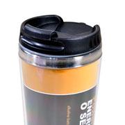 Copo térmico power café energia 450 ml