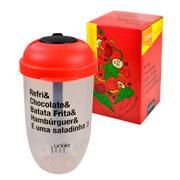 Copo para salada uma saladinha 1 litro