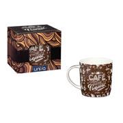 Caneca de cerâmica Café torna tudo possivel 390 ml