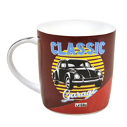 Caneca de cerâmica Classic Garage 390 ml
