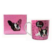Caneca de cerâmica DOG 390 ml