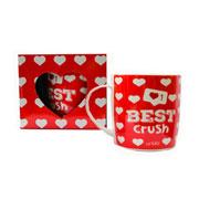 Caneca de cerâmica Crush 390 ml