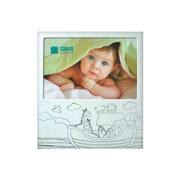 Porta retrato de aluminio horizontal infantil 10x15
