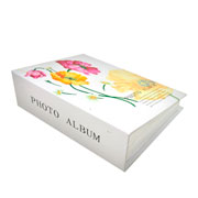 Àlbum Flores para 100 fotos 10x15 cm