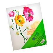 Álbum Flores para 200 fotos 10x15 cm
