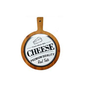 Tabua para queijo Cheese 33x25 cm