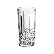 Jogo de copos de vidro 06 peças 370ml