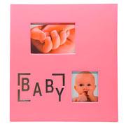 Album rosa baby para 200 fotos 10x15 cm