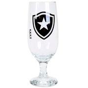 Taça de vidro para cerveja Bota Fogo 300 ml