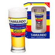 Copo de vidro chopp Tamulindo 200 ml