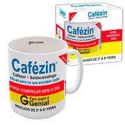 Caneca de porcelana Cafézin 300 ml