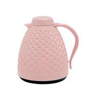 Bule termico rattan rosa 750 ml