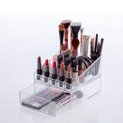 Kit organizador de cosméticos 18 cm - Elegance