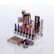 Kit organizador de cosméticos 22 cm