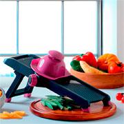 Fatiador Pratic Chef Manolin regulavel Colors