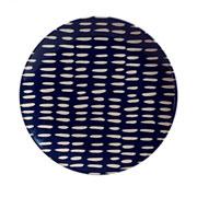 Prato de cerâmica raso coup graffiare 27 cm