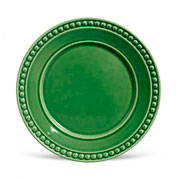 Prato de cerâmica raso atenas verde salvia 26cm