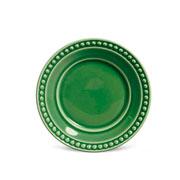 Prato para sobremesa atenas verde salvia 20 cm