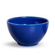 Bowl de cerâmica liso azul 585 ml