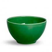 Bowl de cerâmica liso verde salvia 585 ml
